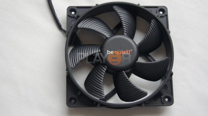 Be Quiet Dark Rock Pro 2 120mm Fan Front