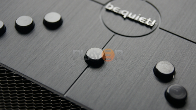 Be Quiet Dark Rock Pro 2 Heatpipe Caps