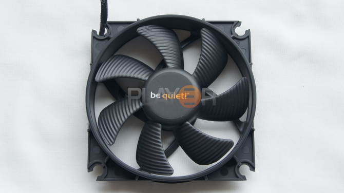 Be Quiet Silent Wings 2 120mm Fan Front