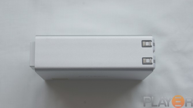 Icy Dock MB662U3-2S Top