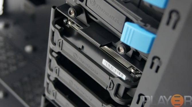 Thermaltake Chaser A31 HDD Fitted