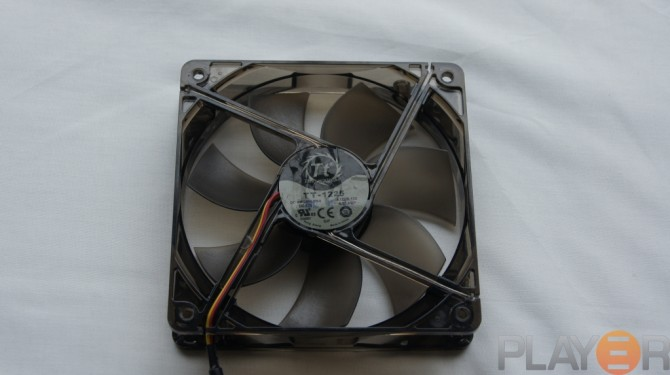 Thermaltake Chaser A31 Rear 120mm