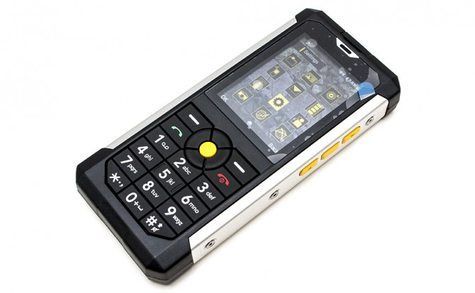 Cat b100 phone