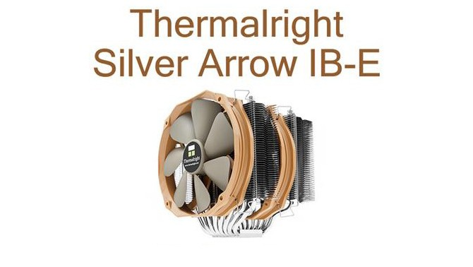 Thermalright SilverArrow IB-E