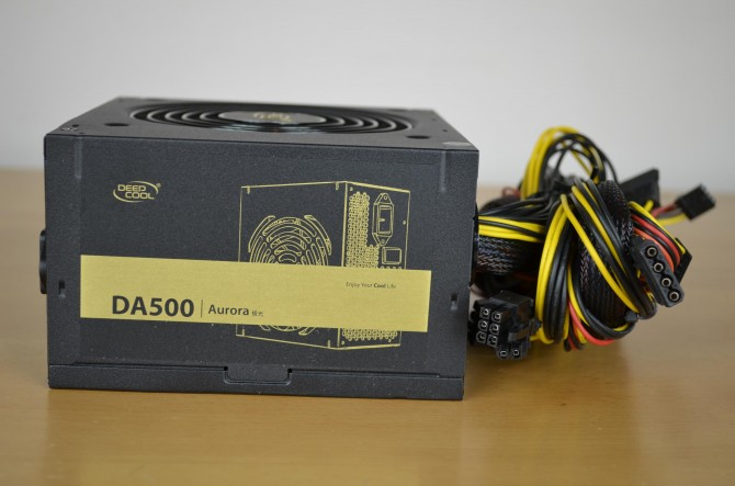 deepcool da500 power supply overview page 3 of 5 play3r. Black Bedroom Furniture Sets. Home Design Ideas