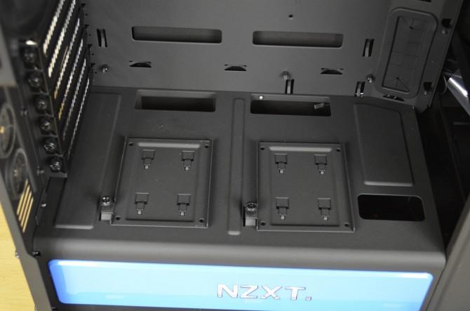 H440 fan slots