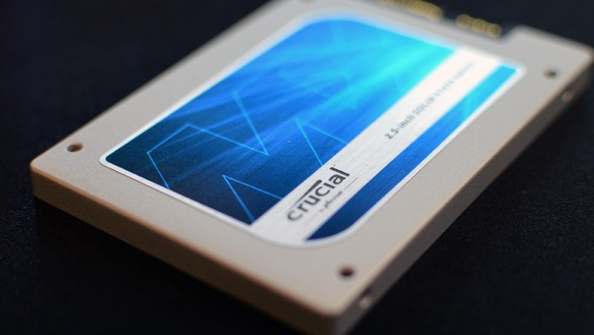 Crucial MX100 256GB Main 5