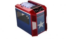 xpredator cube case captain america feat