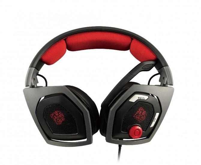 Tt eSPORTS SHOCK 3D 7.1 surround sound headset_3