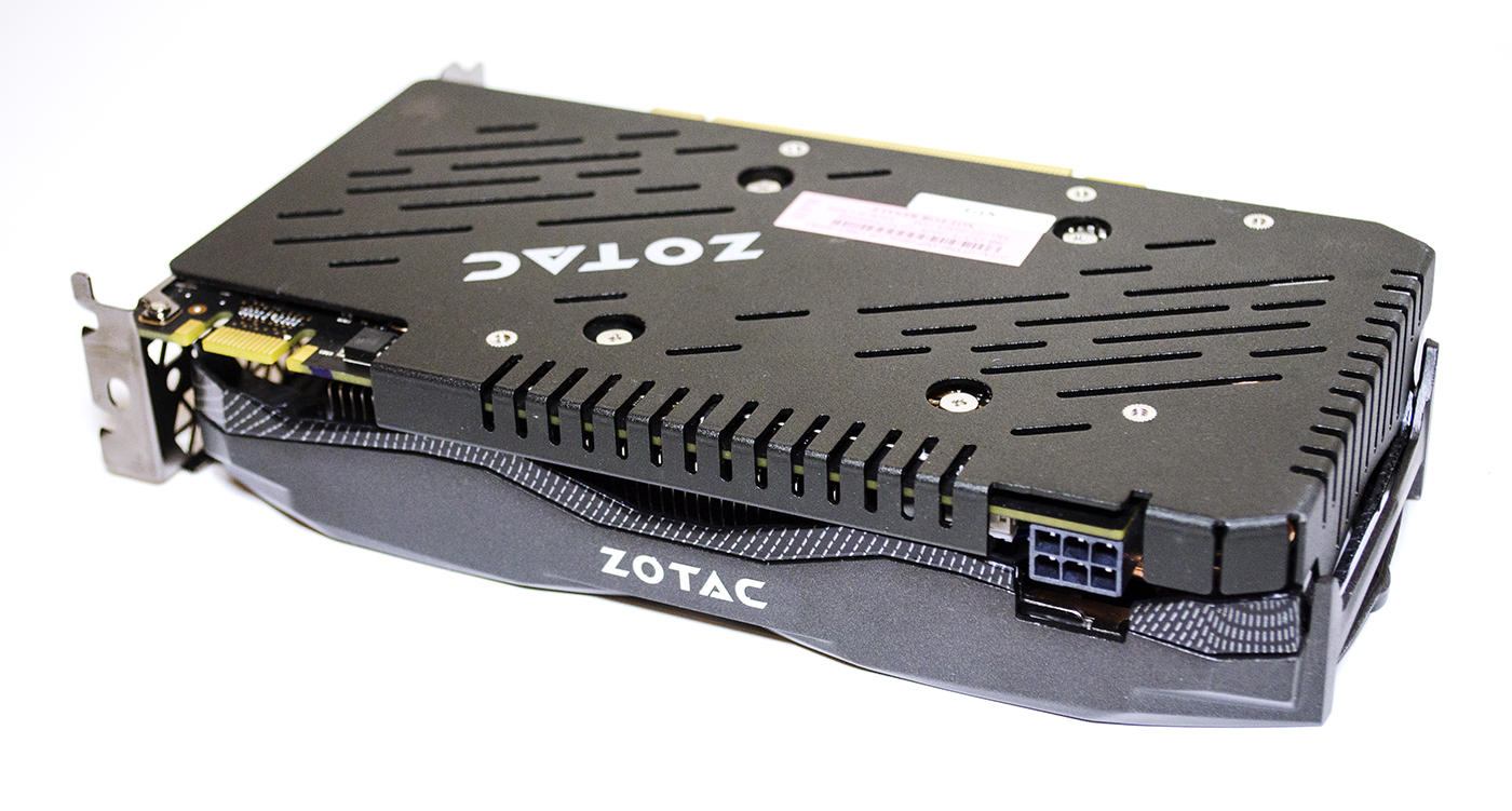 Zotac GTX 960 AMP! 9