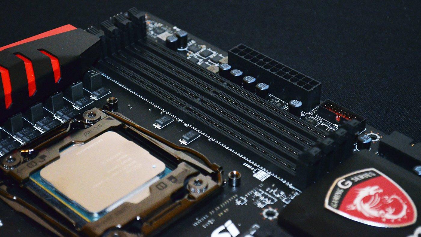 MSI X99S Gaming 7 2