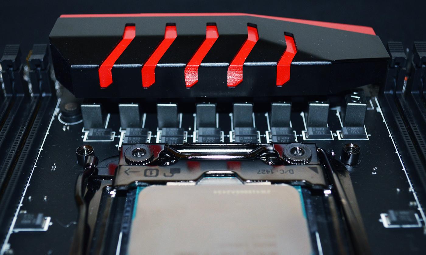 MSI X99S Gaming 7 8