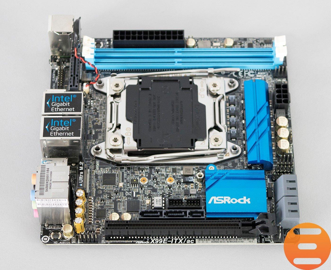 ASRock X99E-ITX 1