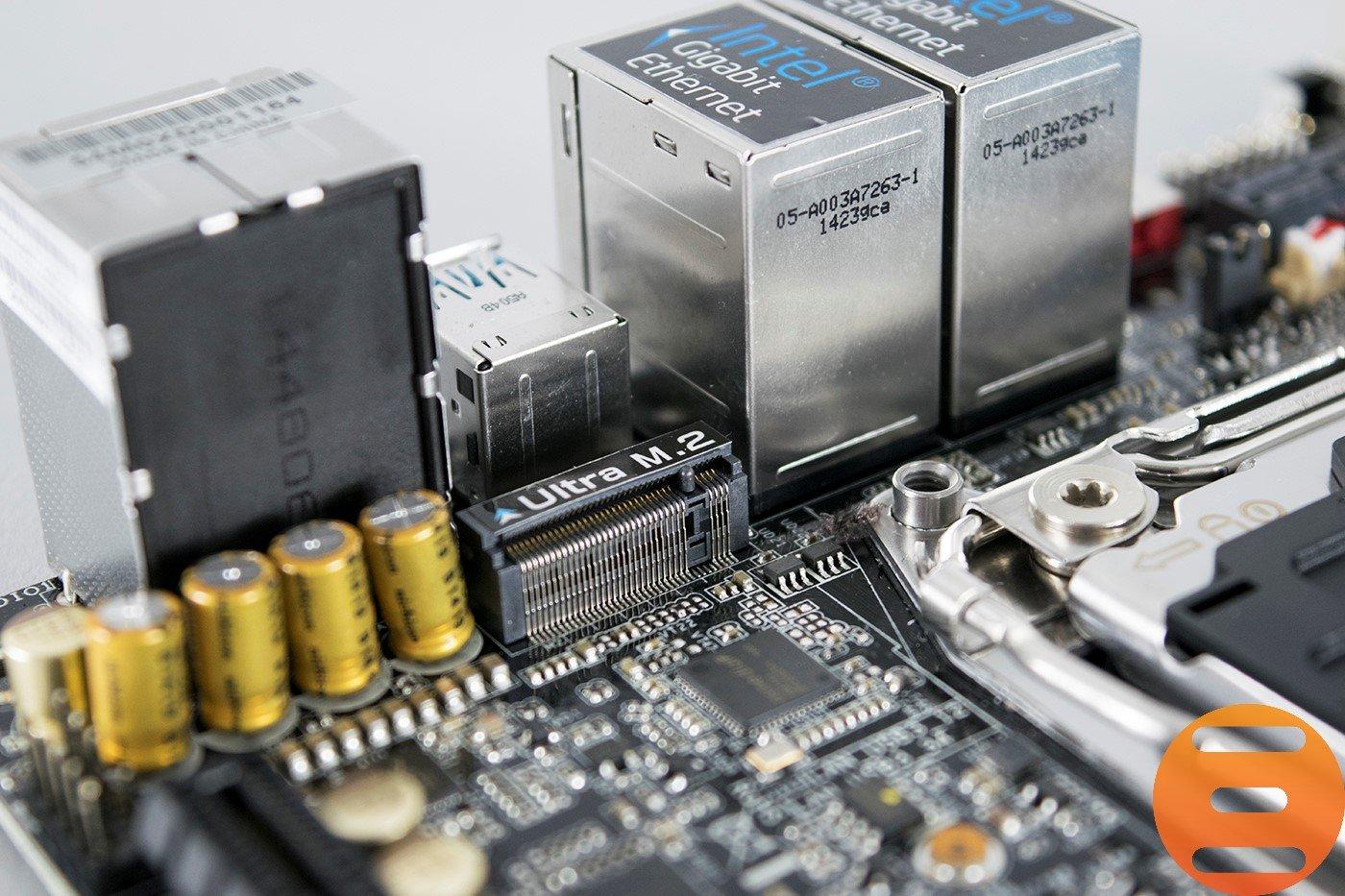 ASRock X99E-ITX 6