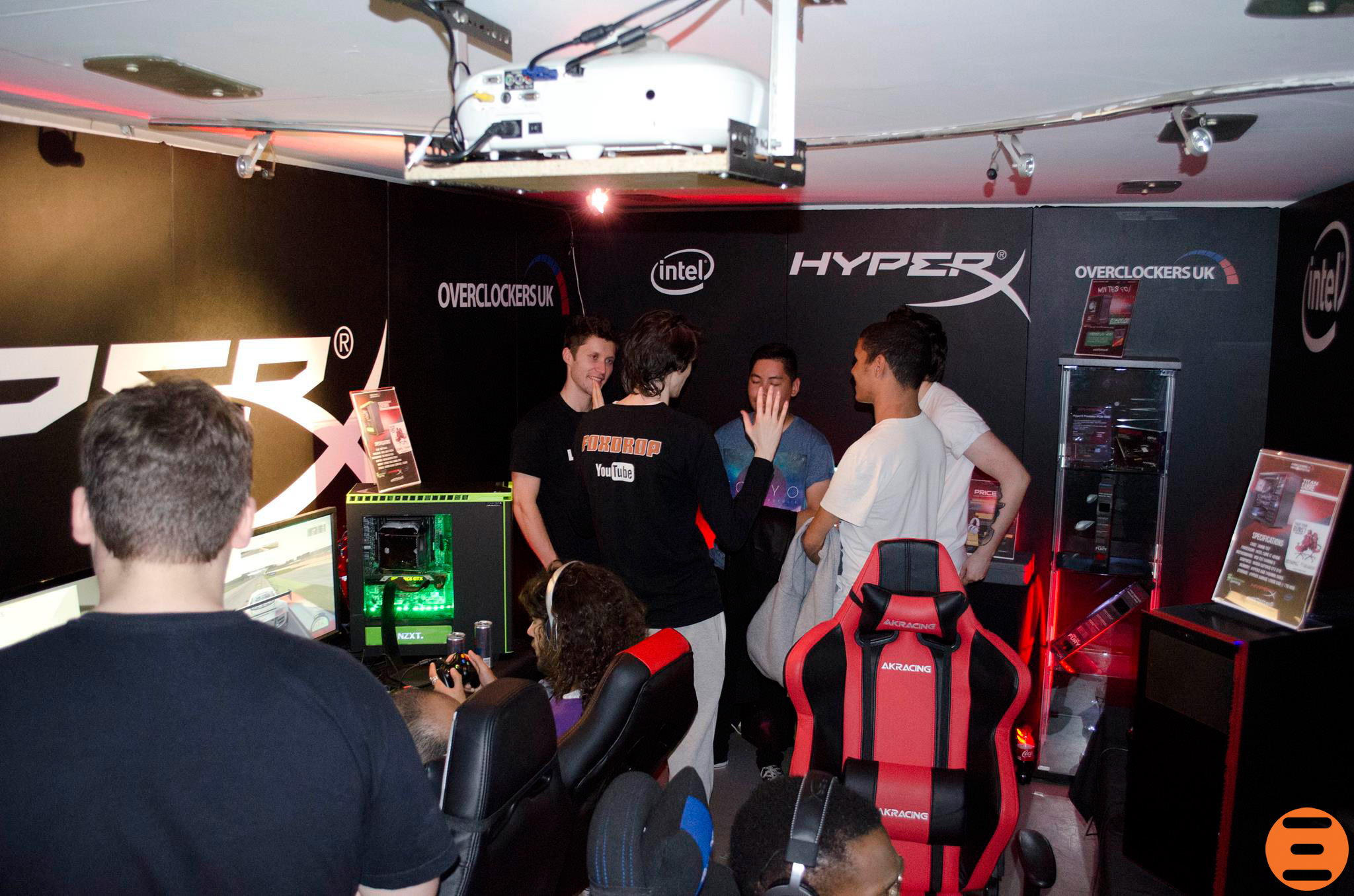 HyperX-Pop-Up-event-London-Zaboura-OcUK-Intel_1