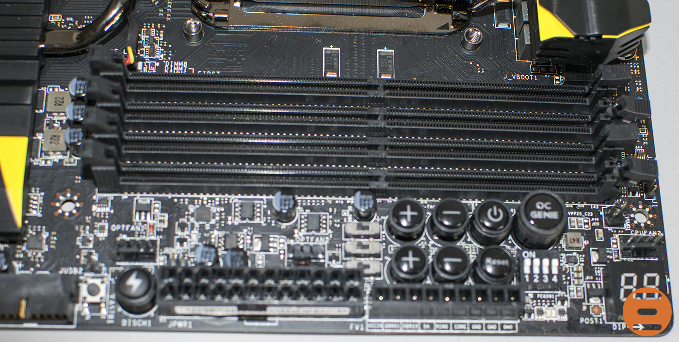 MSI X99A XPOWER Motherboard 7