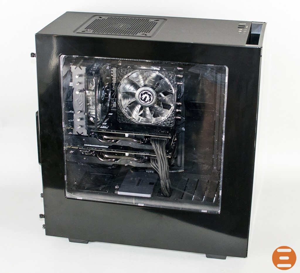 Overclockers UK Ultima Blackhole System 1