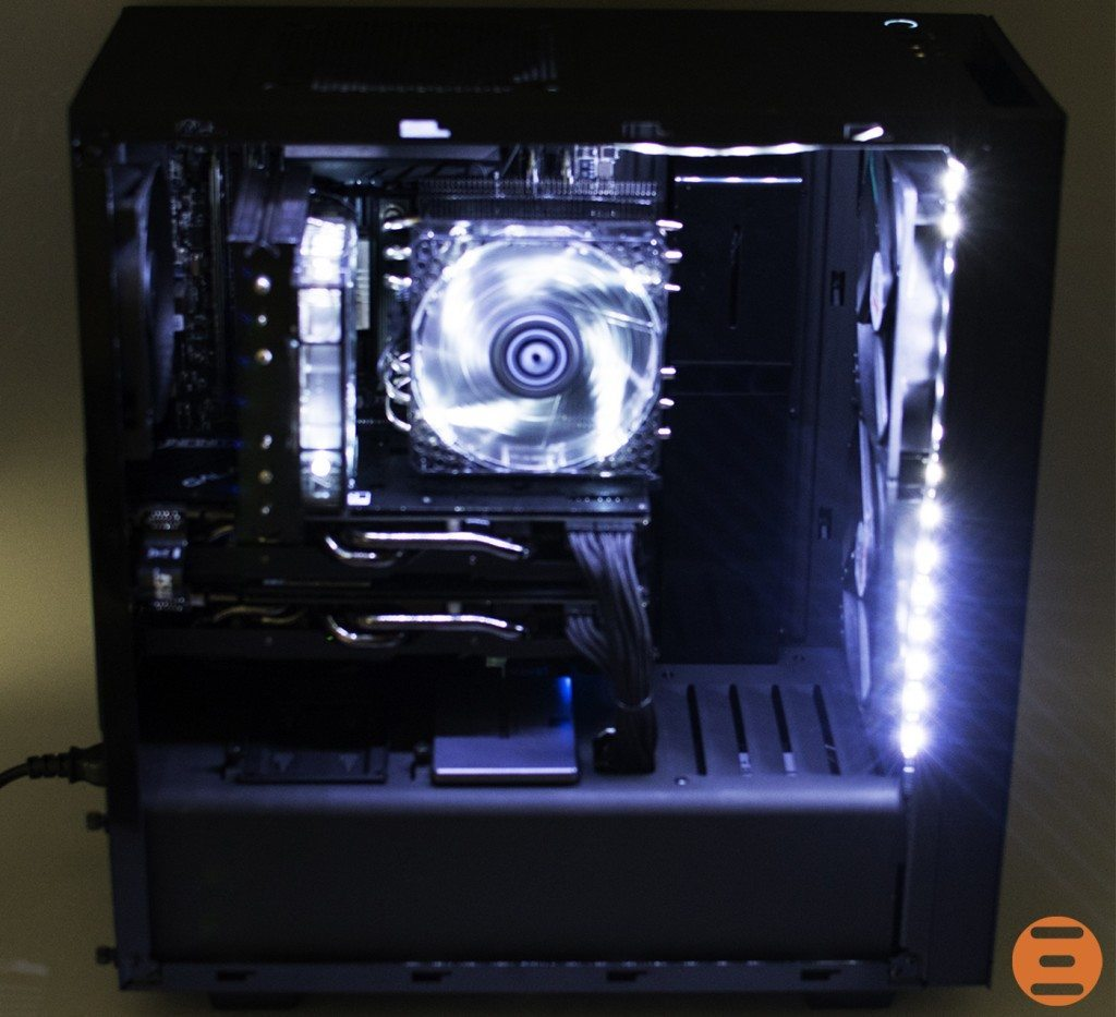 Overclockers UK Ultima Blackhole System 10