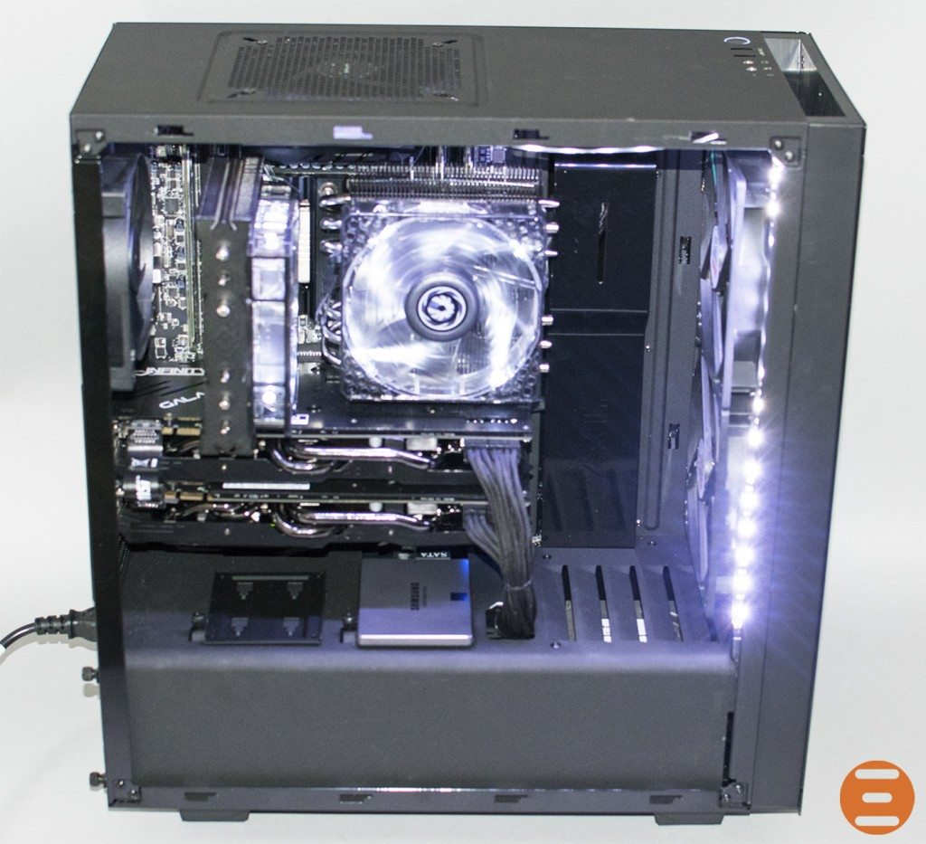 Overclockers UK Ultima Blackhole System 9