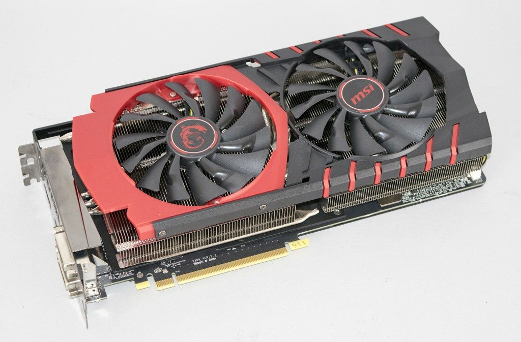 MSI R9 390X Gaming 8GB 1