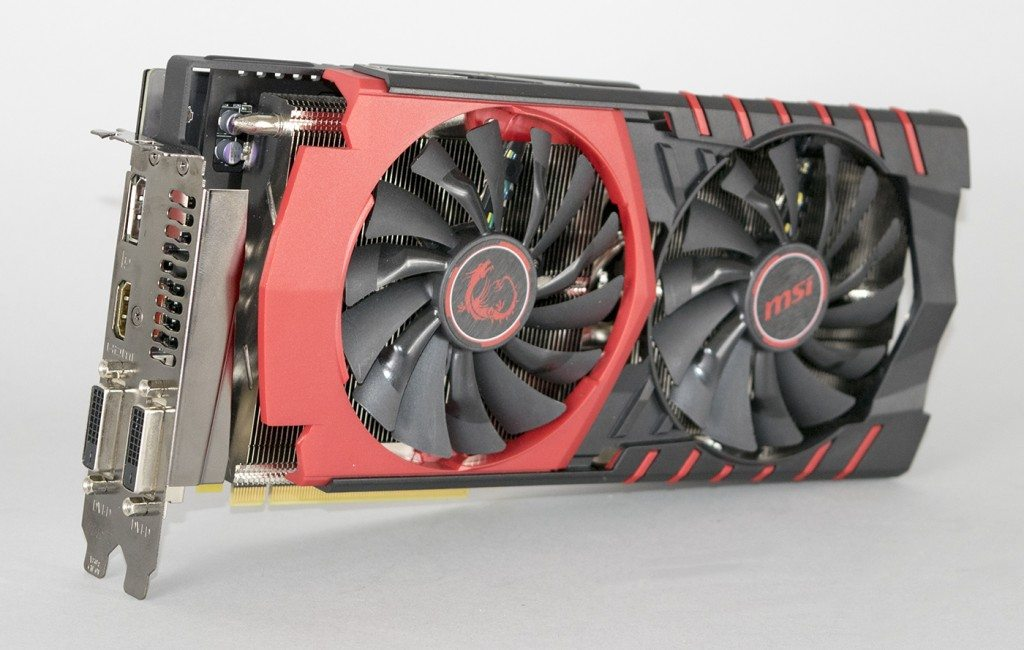 MSI R9 390X Gaming 8GB 2