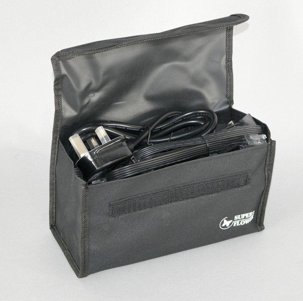 Superflower 750w Leadex Platinum Cables 1