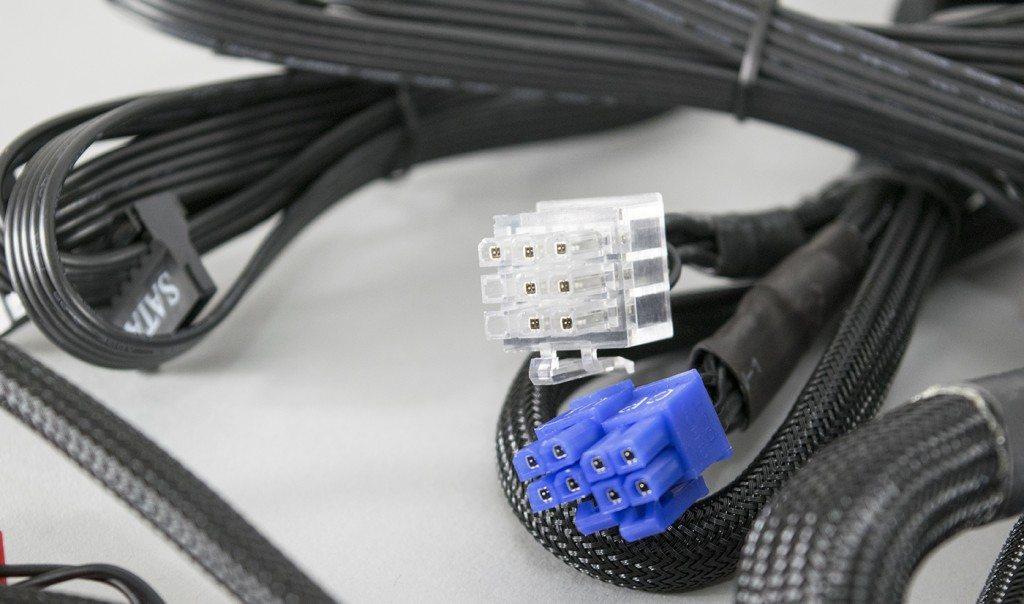 Superflower 750w Leadex Platinum Cables 3