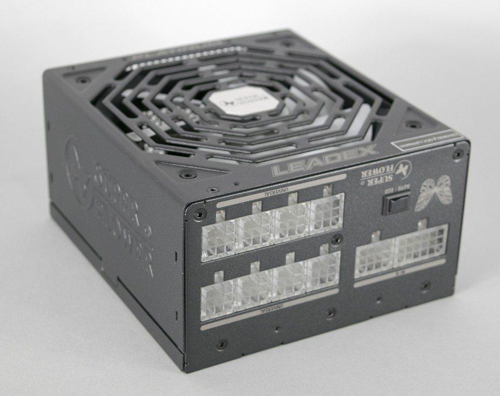 Superflower 750w Leadex Platinum PSU 1