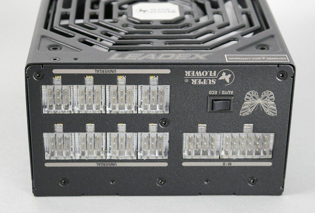 Superflower 750w Leadex Platinum PSU 3