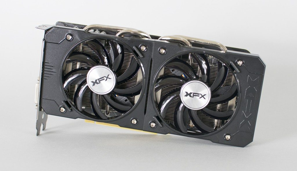 XFX R9 380 4GB Graphics Card 1
