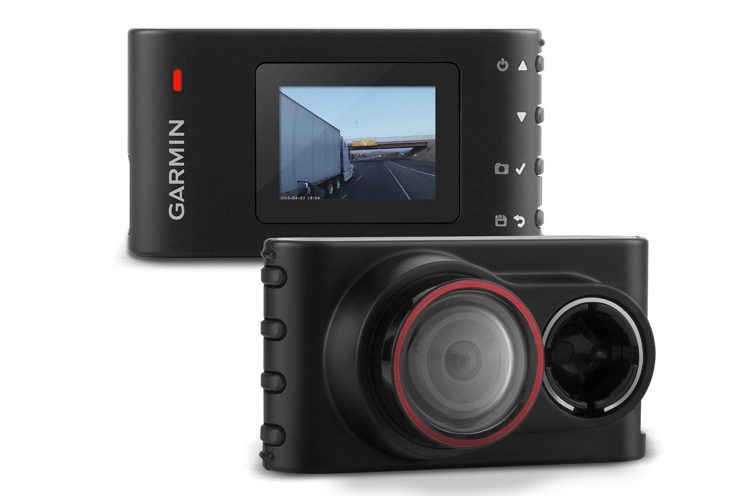 Garmin Dash Cam 30 - front & back