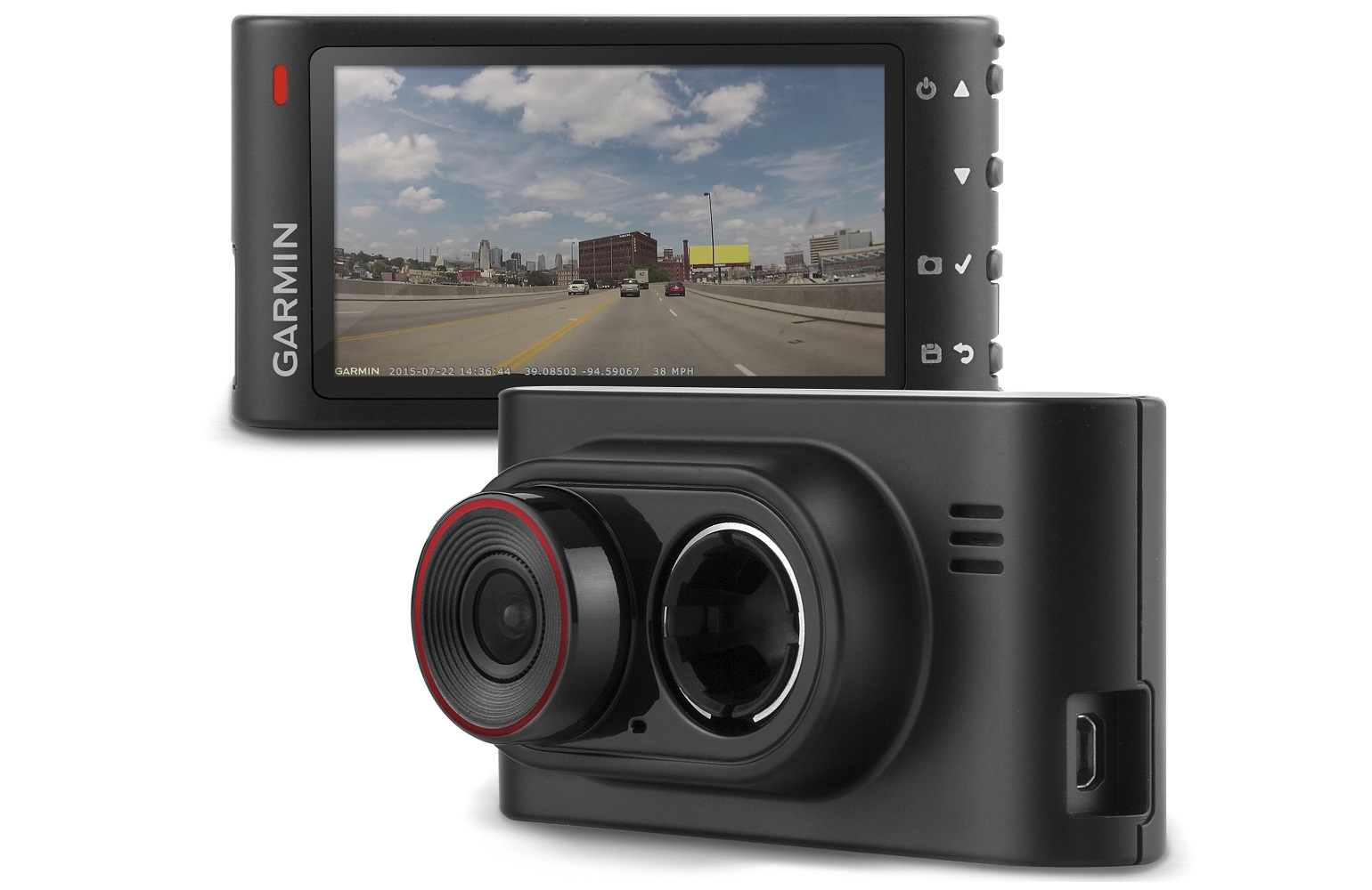 garmin introduces dash cam 30 and dash cam 35 with driver alerts play3r. Black Bedroom Furniture Sets. Home Design Ideas