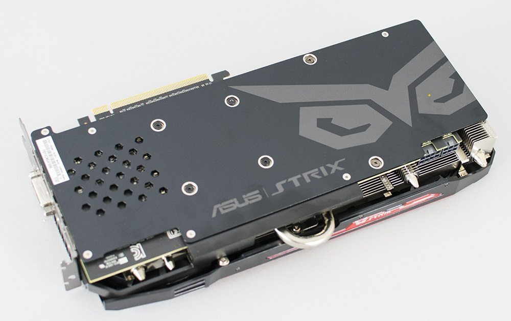 ASUS R9 390 STRIX OC Review 4