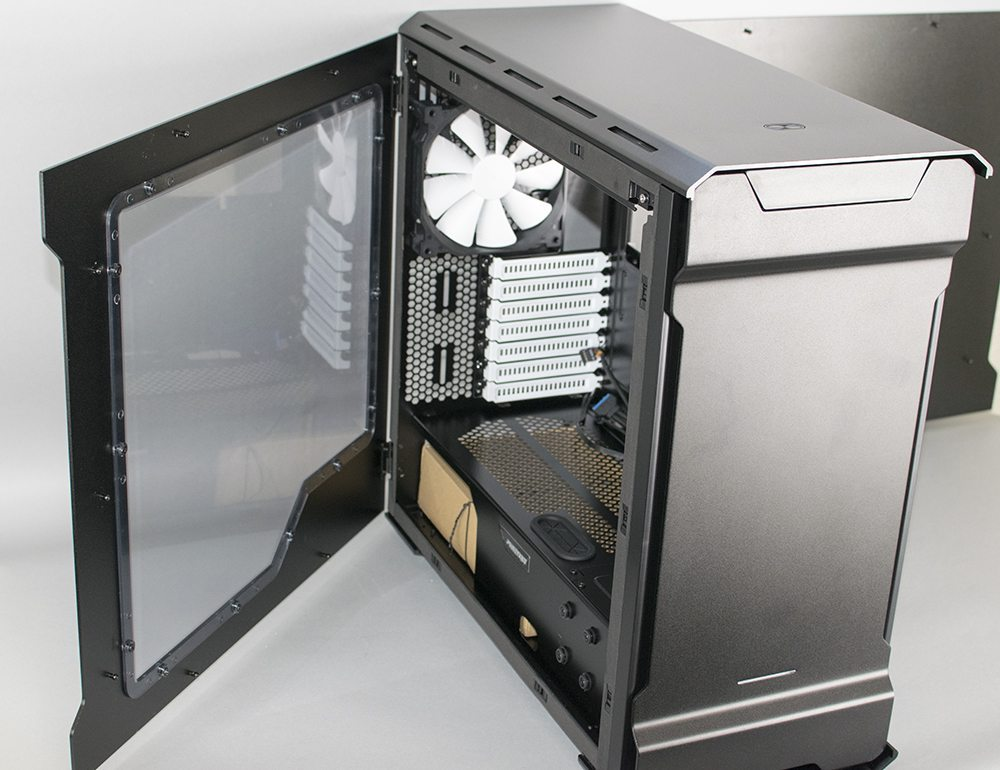 Phanteks Evolv ATX Review 3