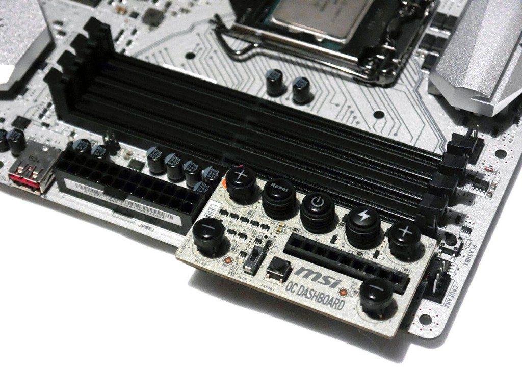 MSI Z170A XPOWER Titanium Edition - DIMM