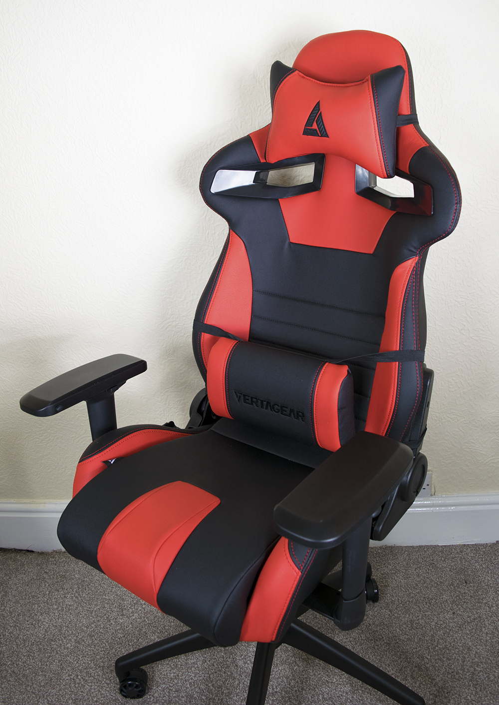 Vertagear Sl4000 Gaming Chair Review Play3r Page 3