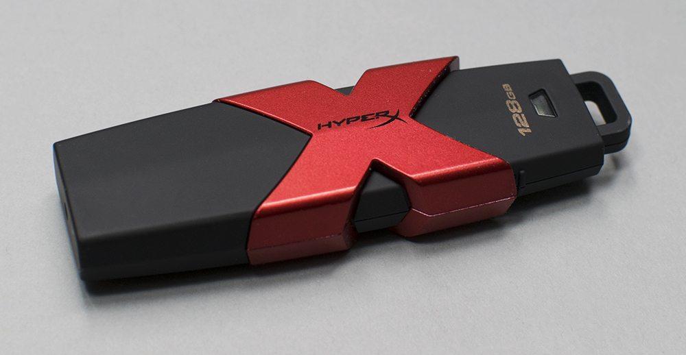 HyperX Savage 128GB USB 3.1 USB Drive Review 2