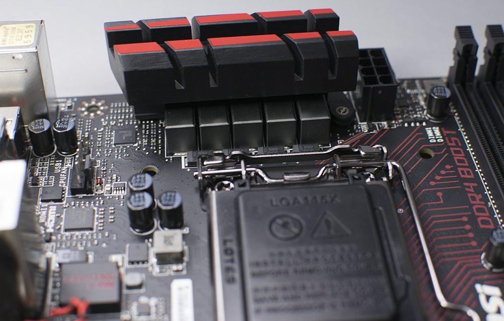 MSI Z170I Gaming Pro AC 4