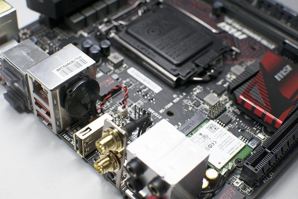 MSI Z170I Gaming Pro AC 5