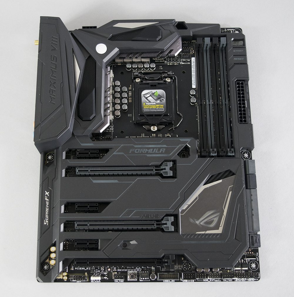 ASUS Z170 Maximus Formula VIII Review 1
