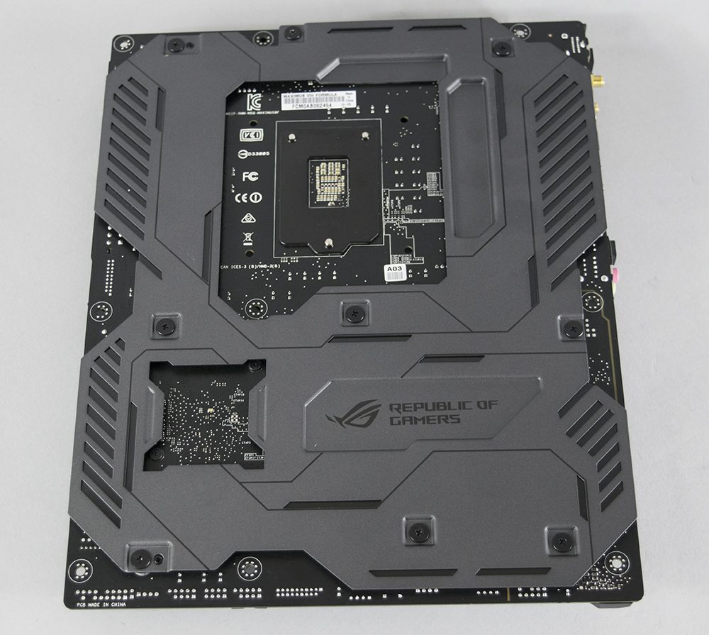 ASUS Z170 Maximus Formula VIII Review 10