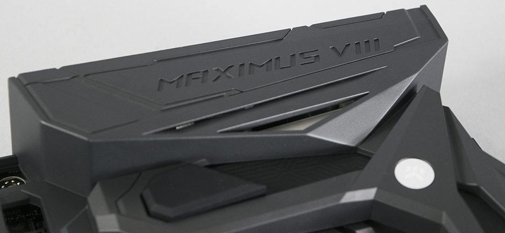 ASUS Z170 Maximus Formula VIII Review 2