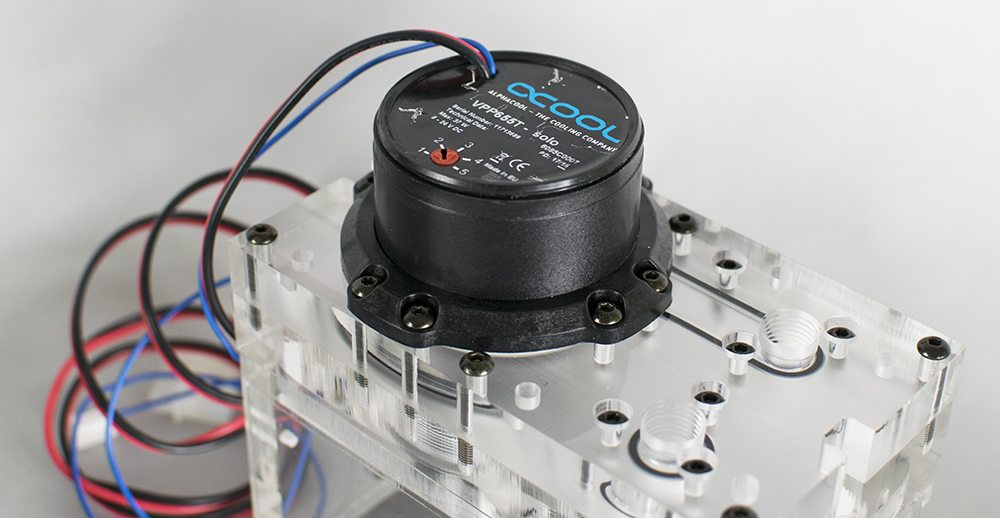 Alphacool WC Review 4