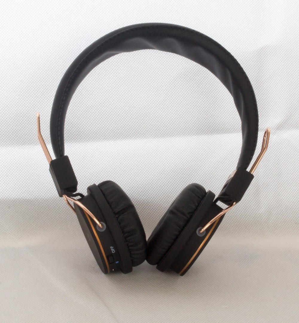 Kitsound Manhattan BT Headset