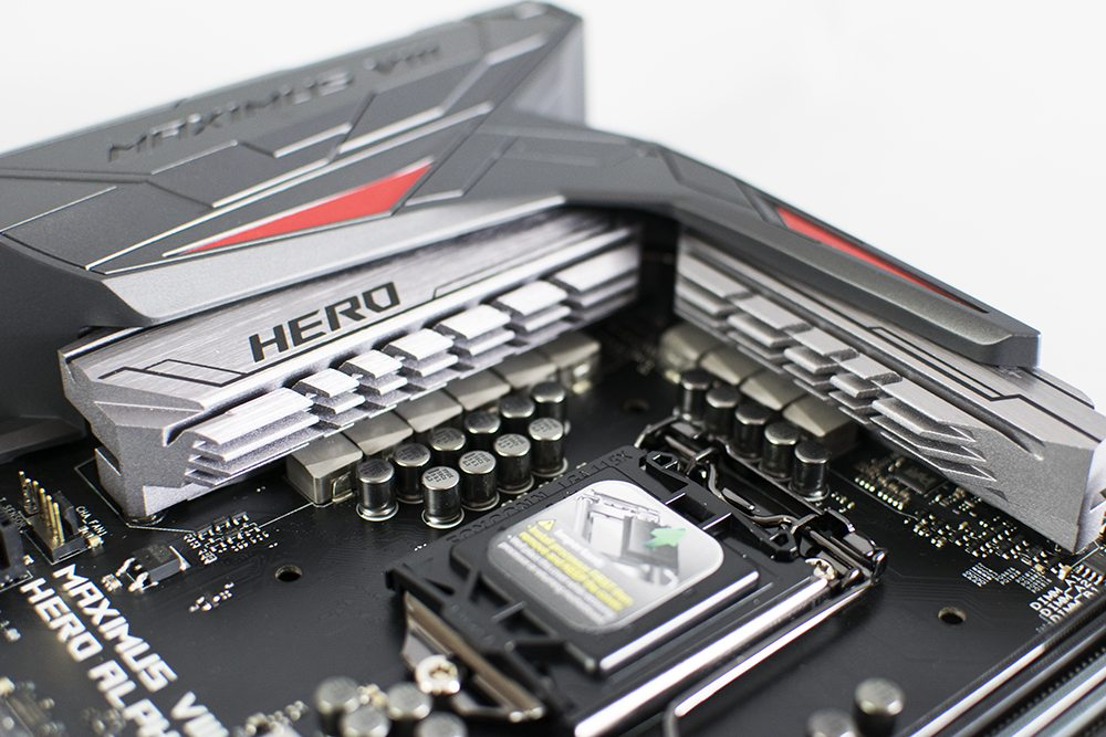 ASUS Z170 Maximus VIII Hero Alpha Review 2