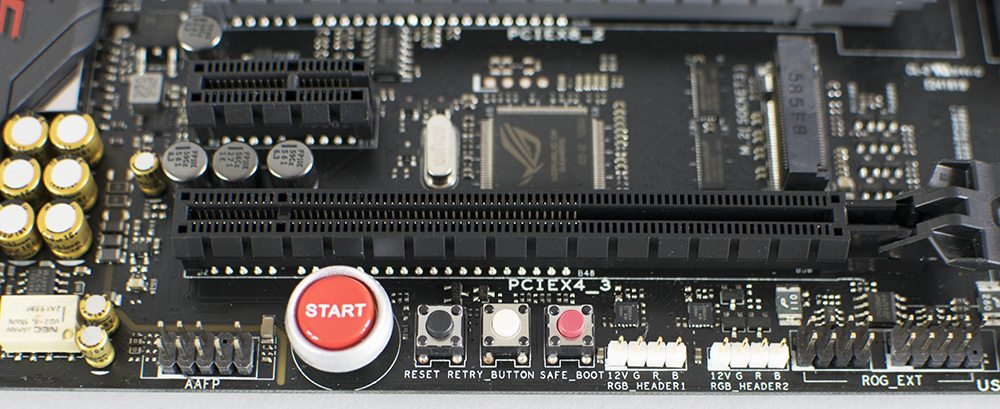 ASUS Z170 Maximus VIII Hero Alpha Review 3