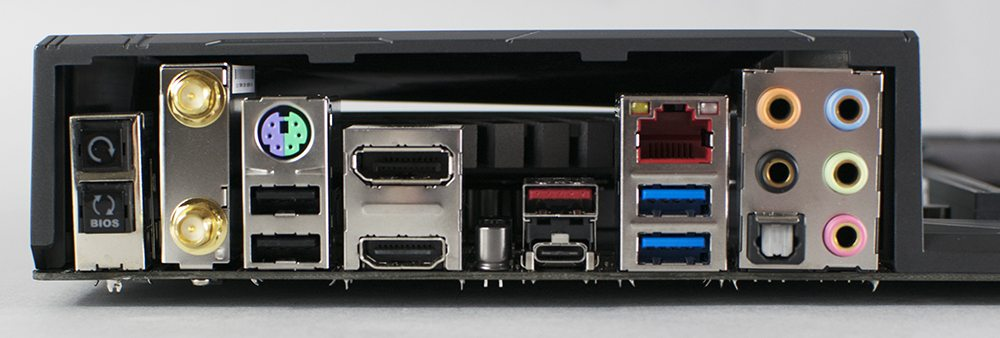ASUS Z170 Maximus VIII Hero Alpha Review 7