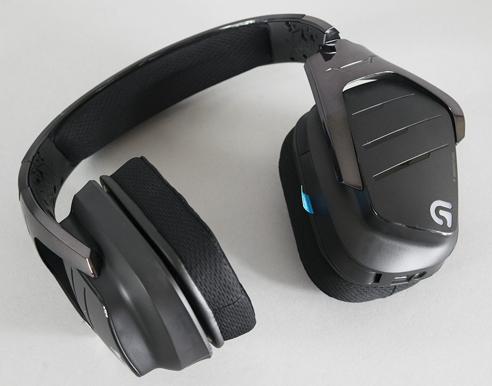 logitech artemis spectrum g933 how to connect to phone