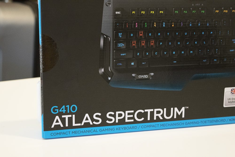 Logitech G410 Review 1