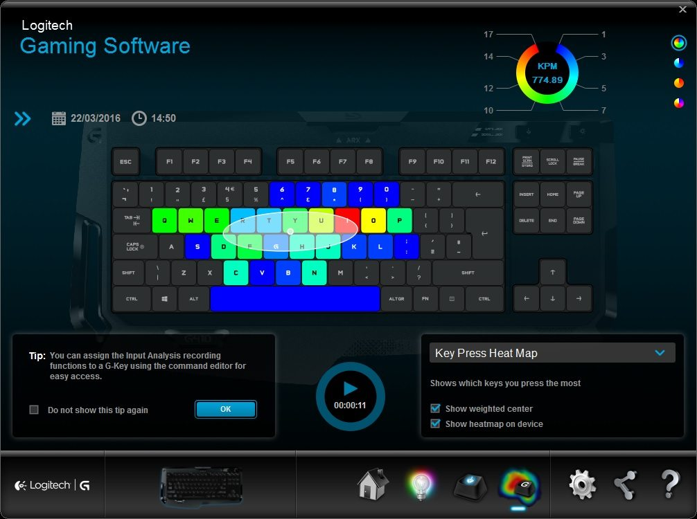 Logitech Gaming Software 7